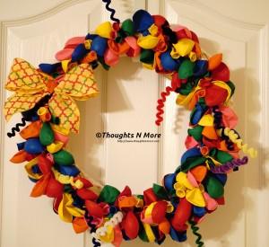 BaloonWreath